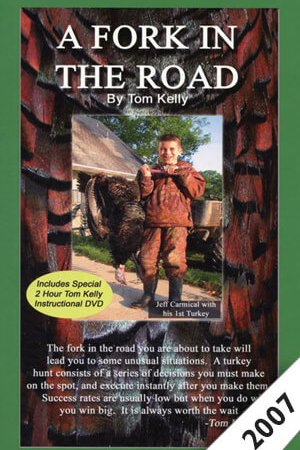 A Fork in the Road Book Cover